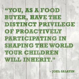 food buyer