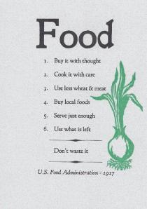 food 1917