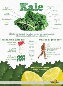 kale qualities