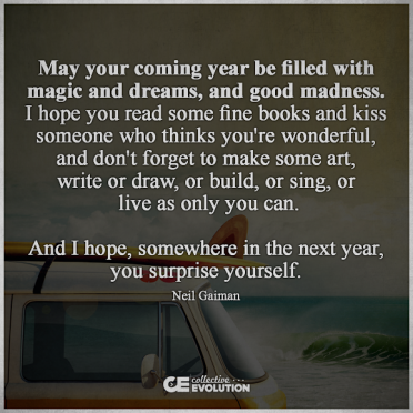 may the coming year